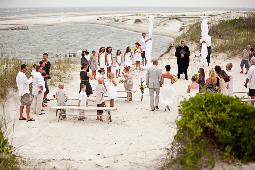 Allison jeff s wedding sea island atlanta wedding for East coast wedding destinations