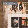 Published: Winter 2014 Occasions Weddings Magazine