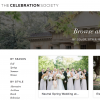 Published: The Celebration Society | Elizabeth & Jake's Sea Island Wedding