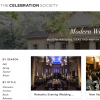 Published: The Celebration Society | Karen & Mike's Callanwolde New Year's Eve Wedding