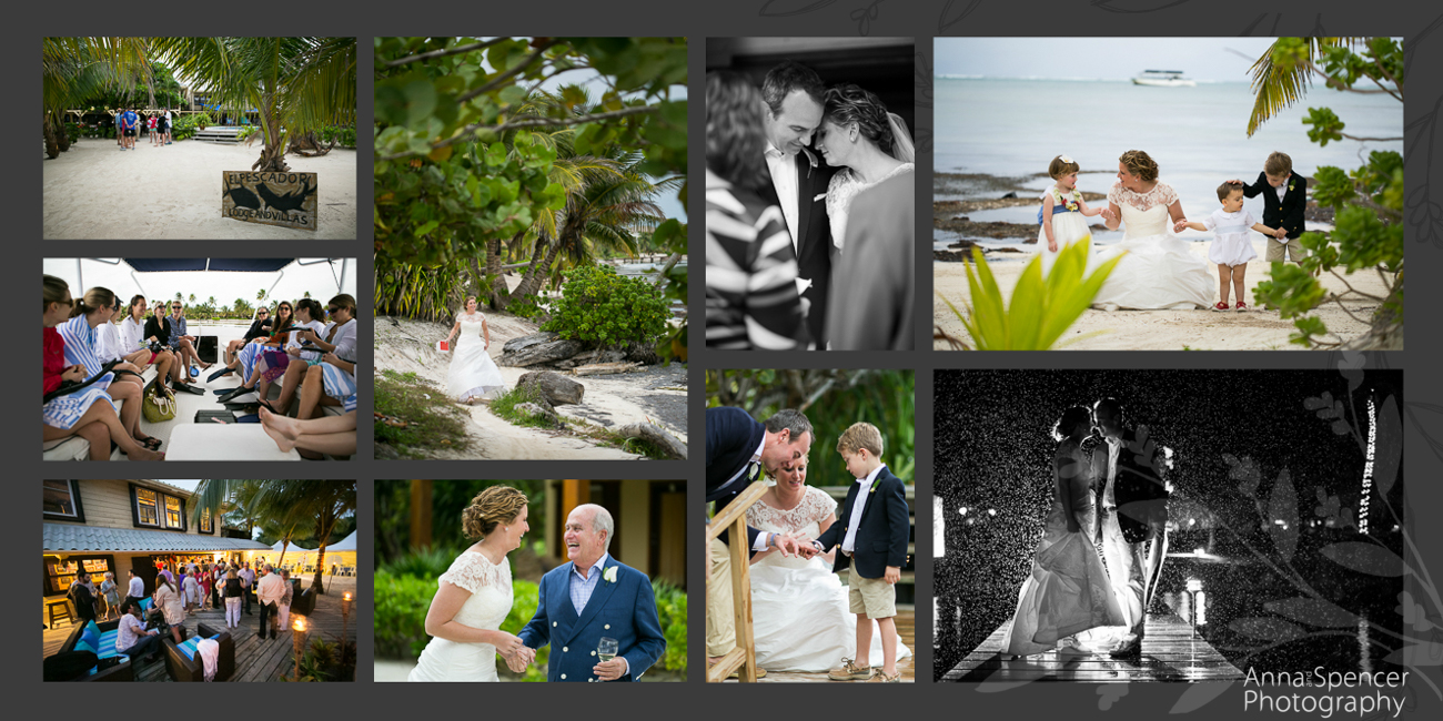 El Pescador Belize Wedding