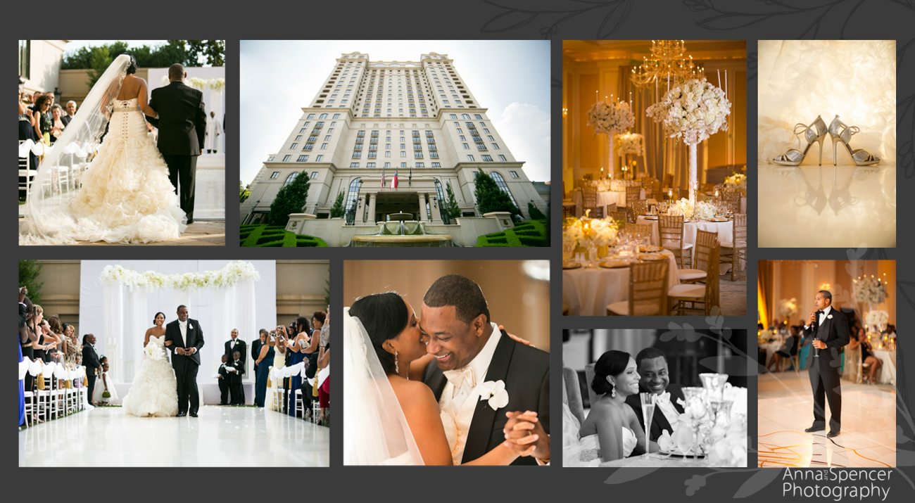 St Regis Atlanta Wedding