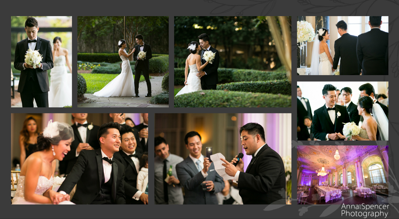 The Atlanta Biltmore Wedding
