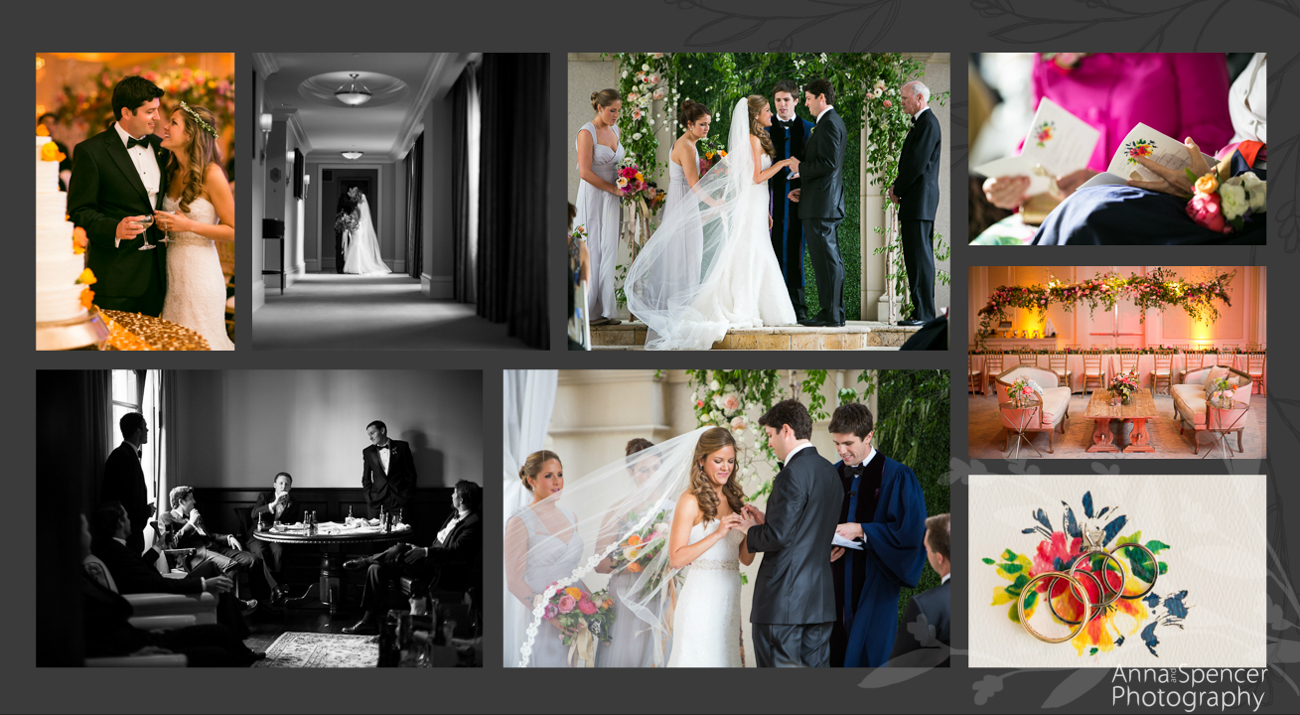 Wedding at the St Regis Atlanta