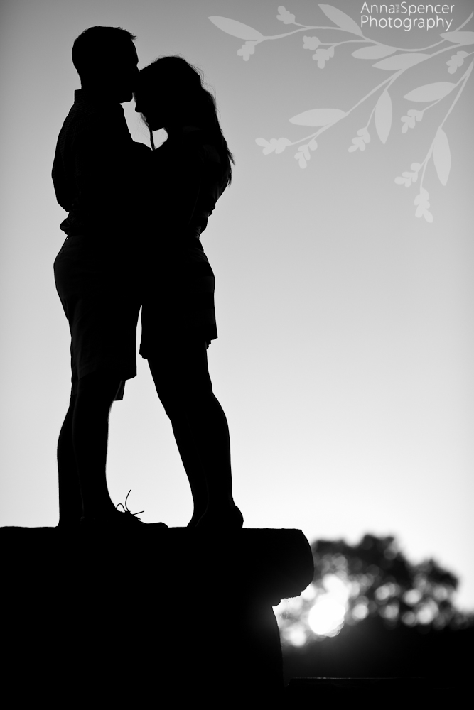 Engagement Silhouette | www.imgkid.com - The Image Kid Has It!