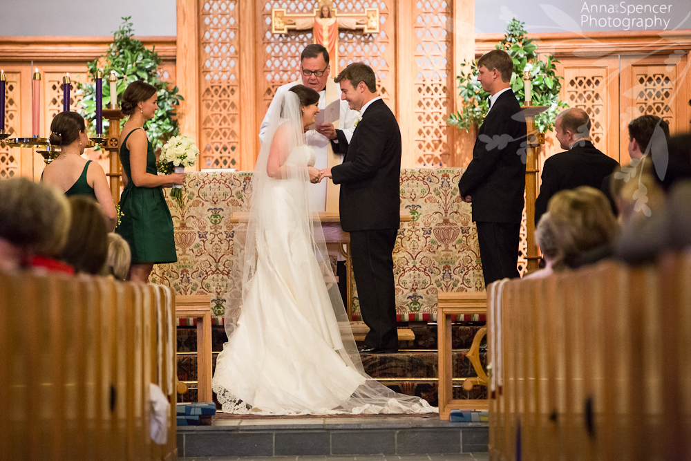 Ceremony St Martin In The Fields Episcopal Church