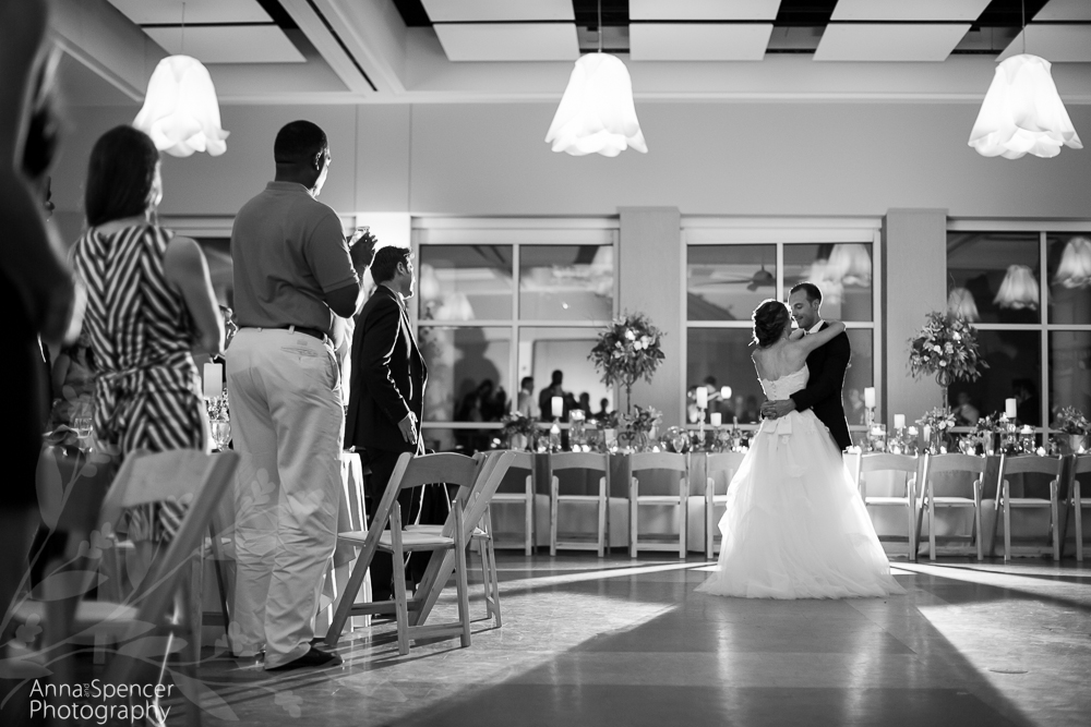 Ordinaire Atlanta Botanical Garden Day Hall Wedding First Dance