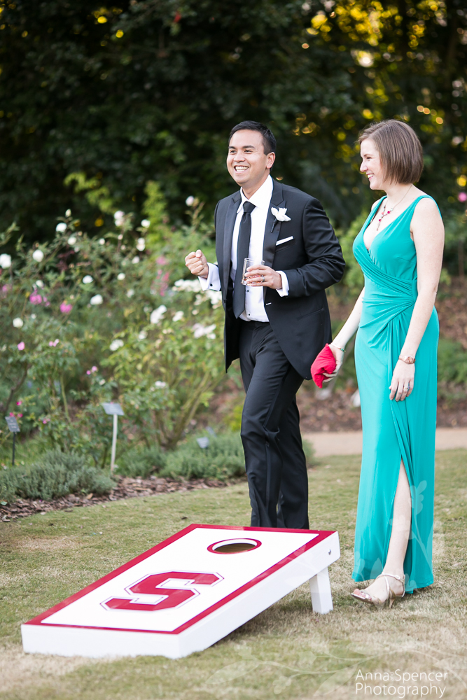 Stanford Logo Corn Hole