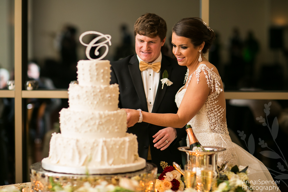 Ceremony: Peachtree Road United Methodist Church Reception: Atlanta History Center Planne