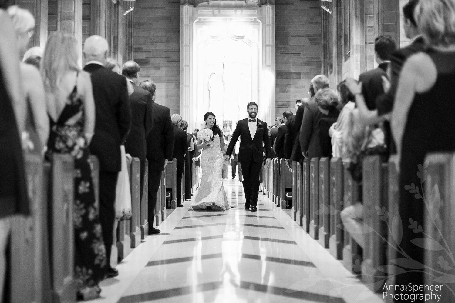 Cathedral of Christ the King Wedding