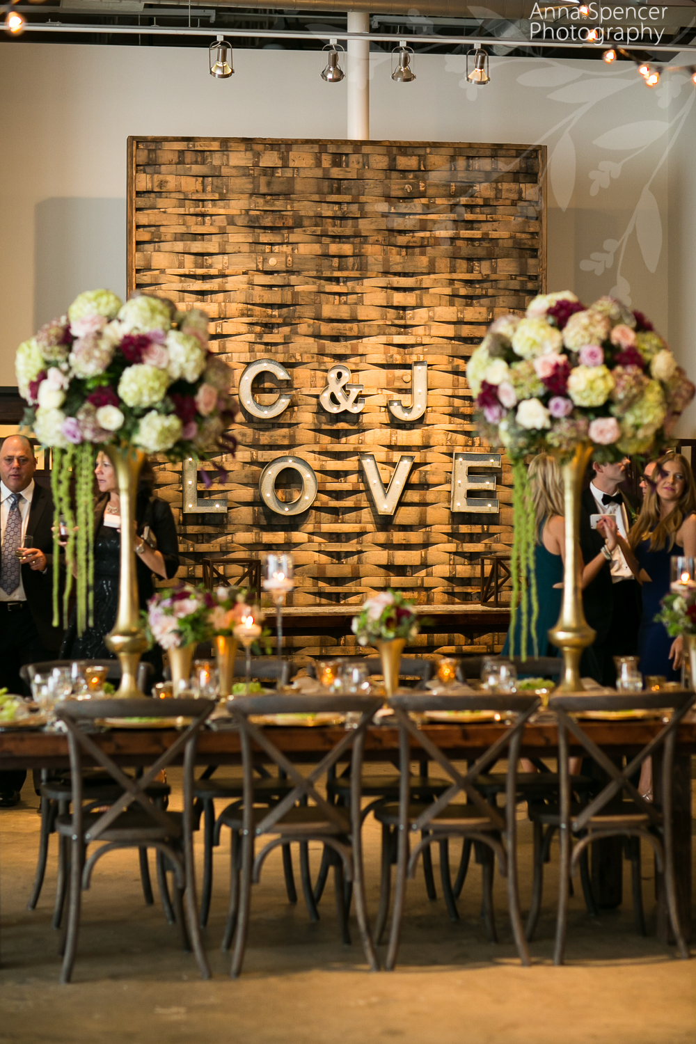 Novare Events American Spirit Works Wedding Venue