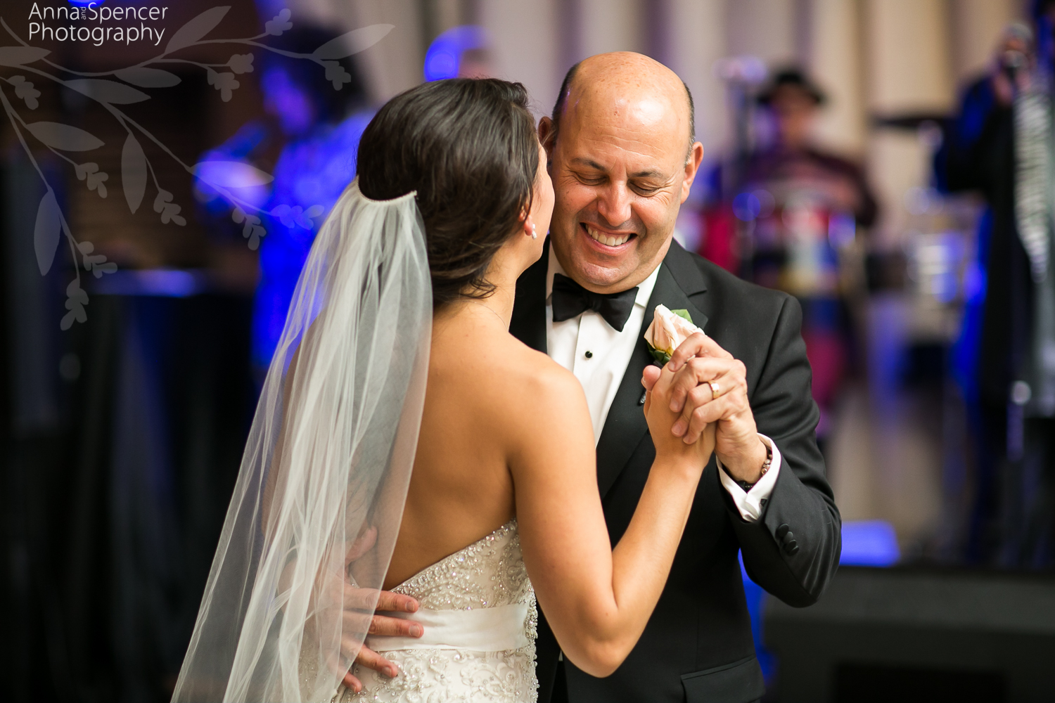 Wedding First Dance at the American Spirit Works Stave Room