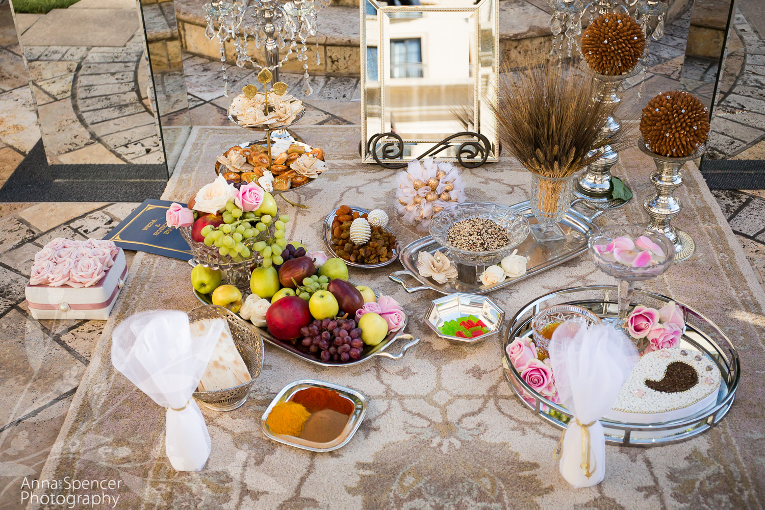 Persian Wedding Sofreh-ye Aghd