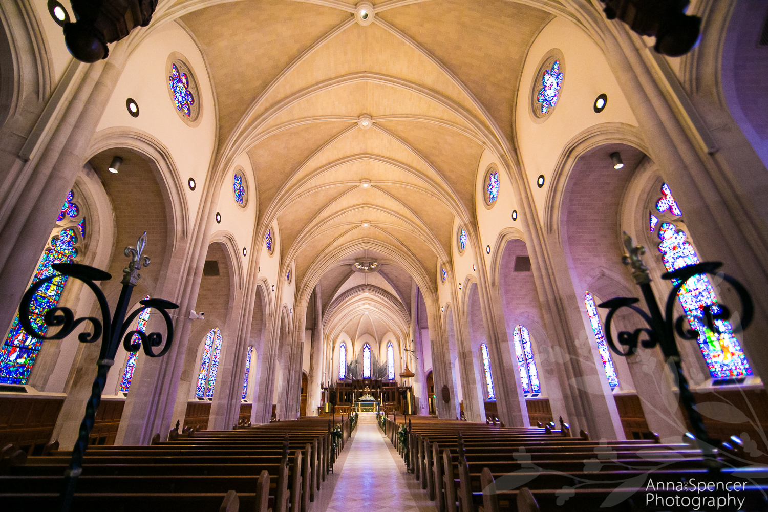 The Cathedral of st Philip Atlanta Sanctuary