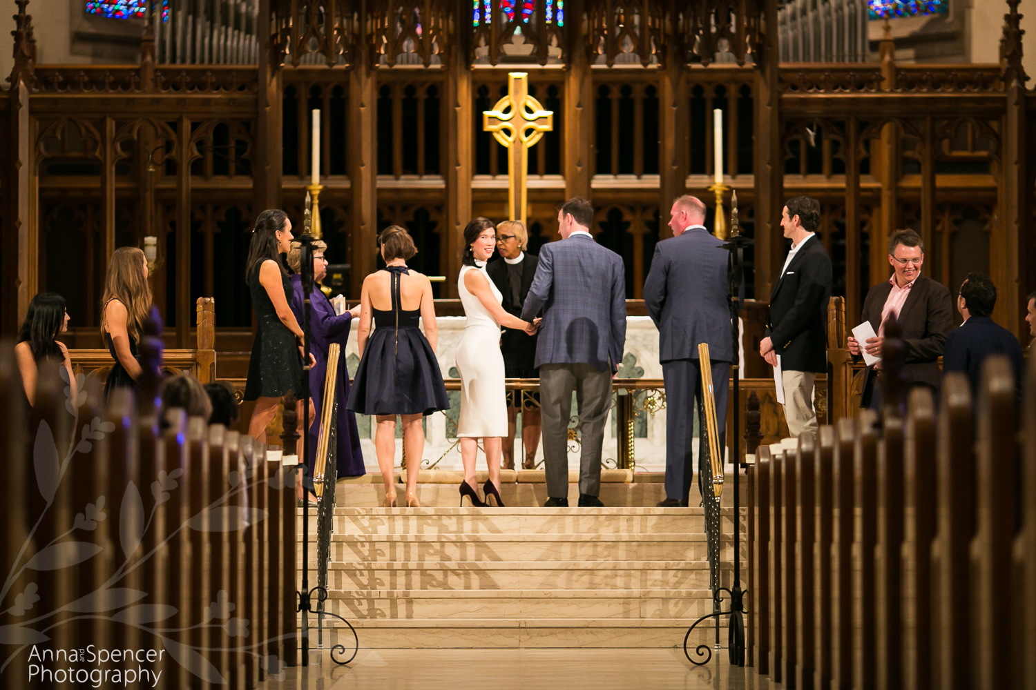Caroline johns wedding weekend rehearsal day buckhead atlanta wedding rehearsal at the cathedral of st philip junglespirit Image collections