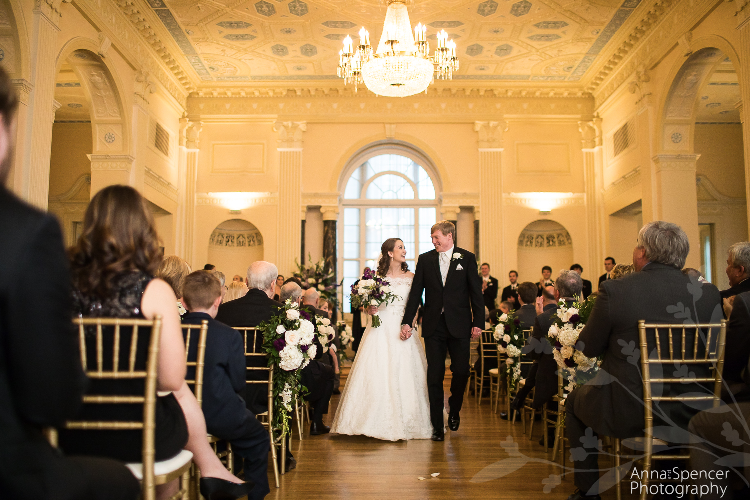 Atlanta Biltmore Wedding Ceremony