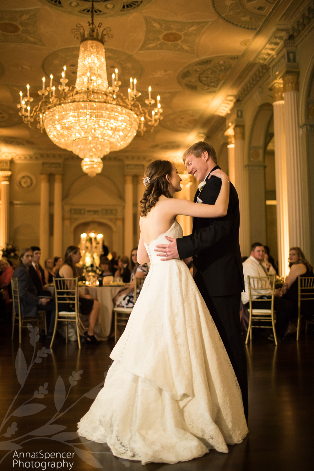 Wedding at the Atlanta Biltmore Ballrooms