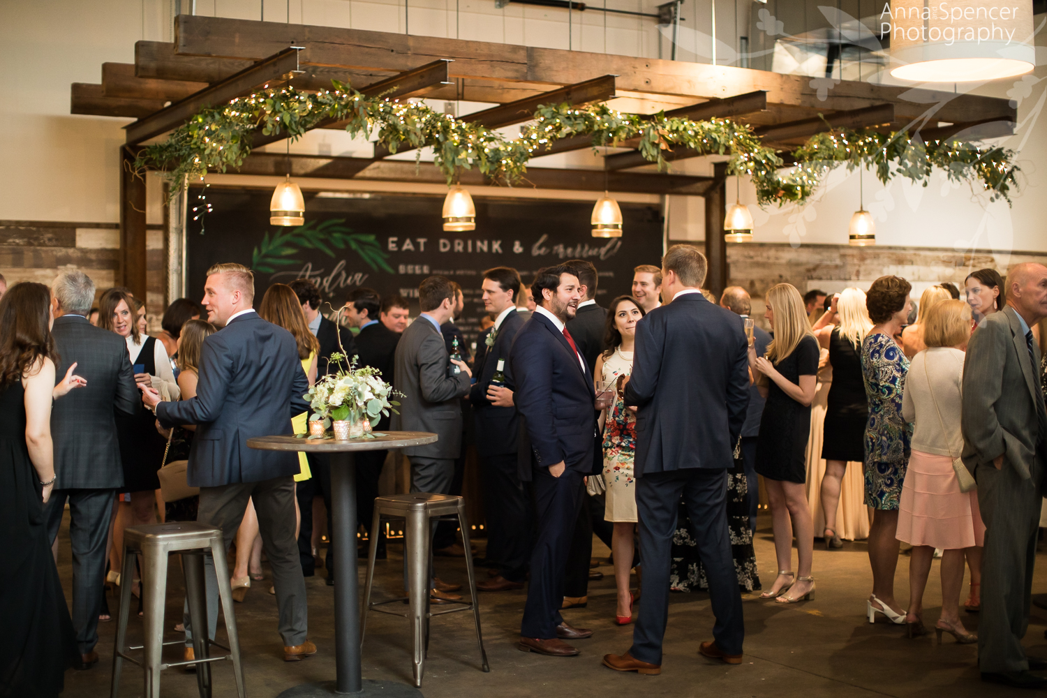 Wedding at The Stave Room in Atlanta