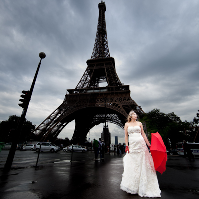 Atlanta Wedding Photographers in Paris