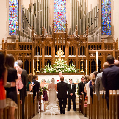 Cathedral of St Philip Atlanta Wedding