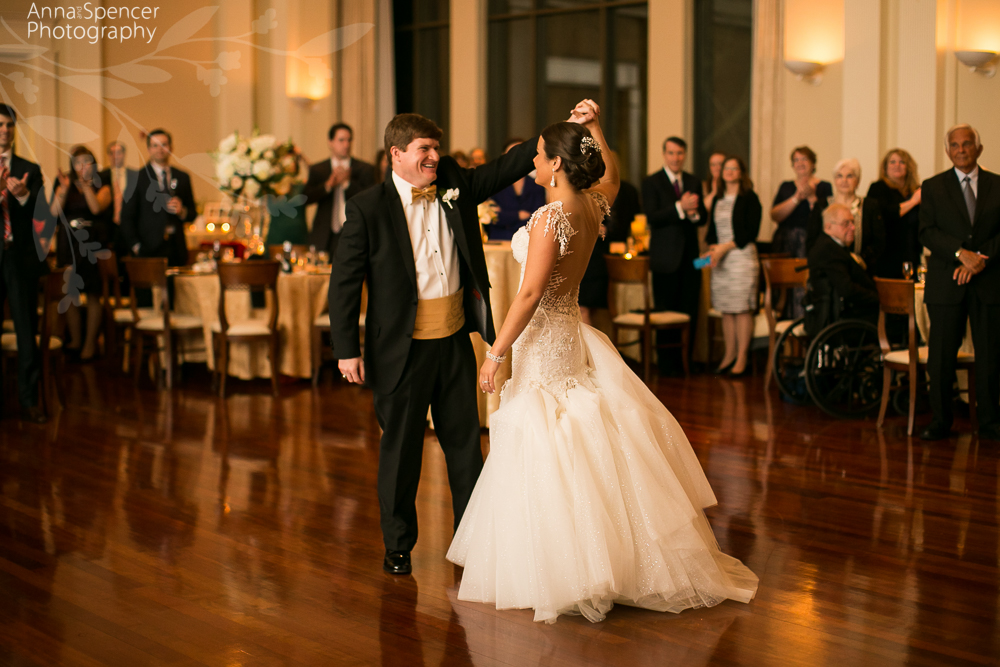 Wedding Reception In Buckhead At The Atlanta History Center